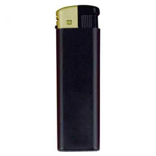 Briquet rechargeable électronique noir/doré