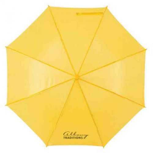 Parapluie canne bleu roi
