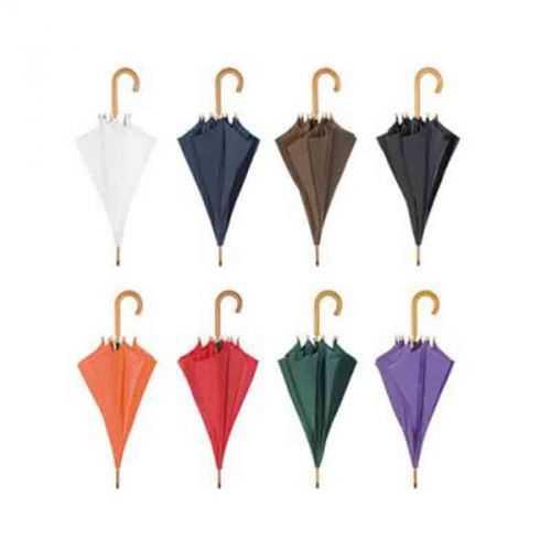 Parapluie canne blanc