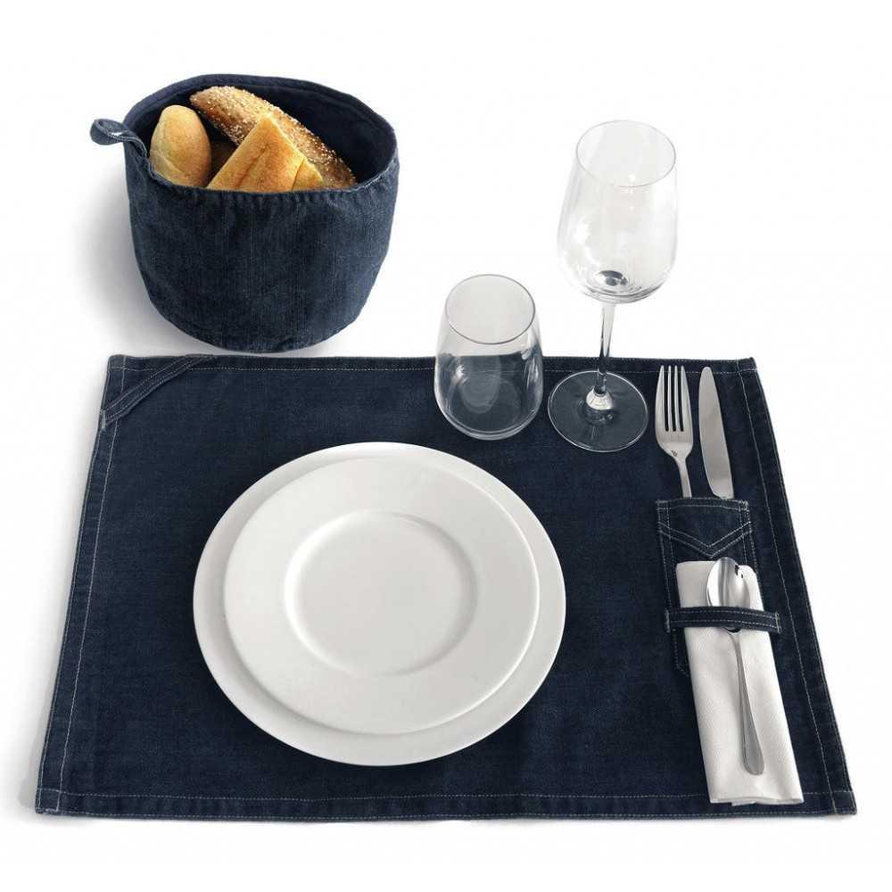 Set de table en tissus personnalis pour orner votre repas - Set de table personnalise ...