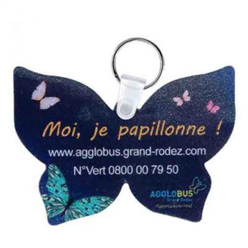 Porte-clés polypro
