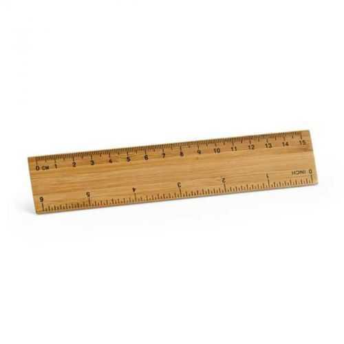 Règle bambou 15 cm
