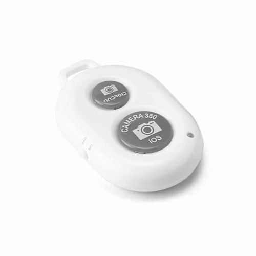 Télécommande bluetooth blanc