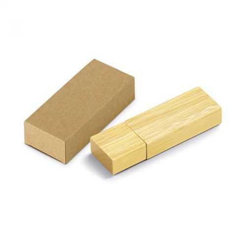 Clé USB Bambou