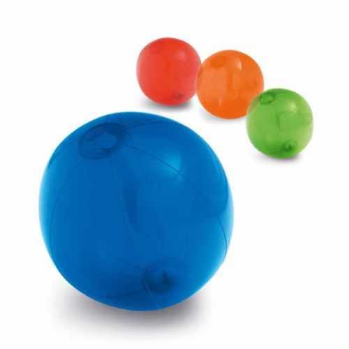 Ballon gonflable PVC translucide