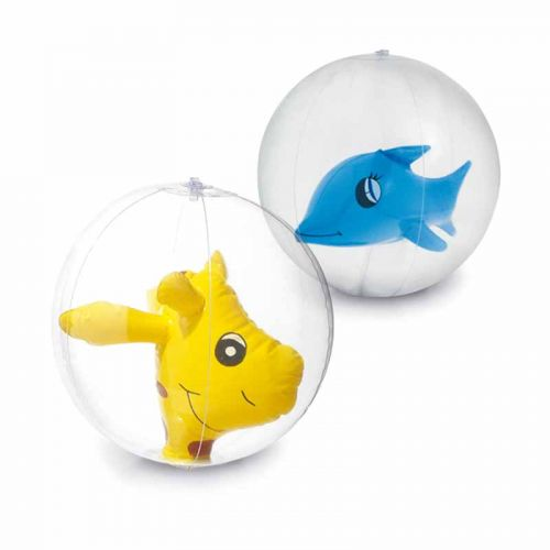 Ballon gonflable + Figurine gonflable