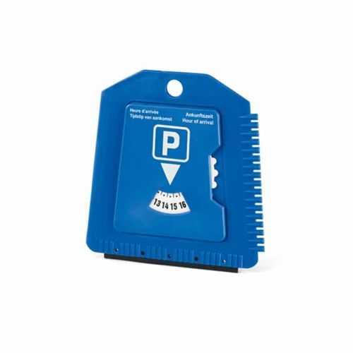 Disque de stationnement bleu
