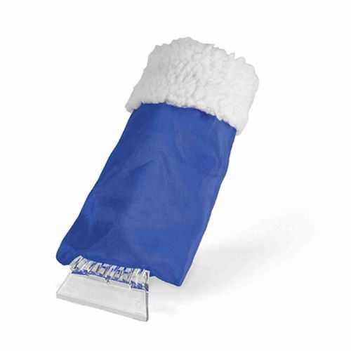 Grattoir à glace bleu
