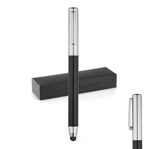 Coffret RUBIC stylo roller noir