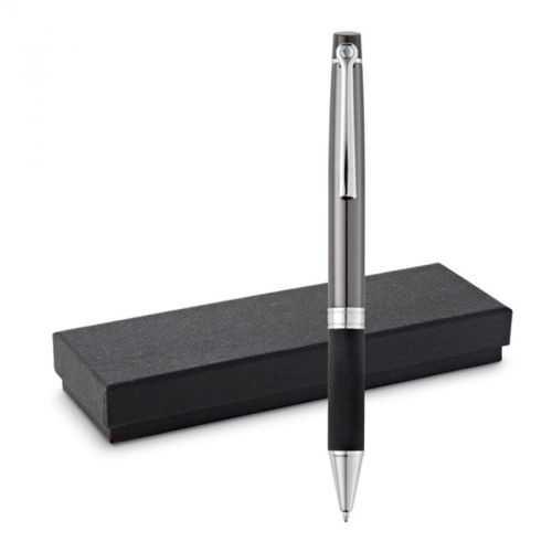 Coffret ELLORA stylo à bille grun métal