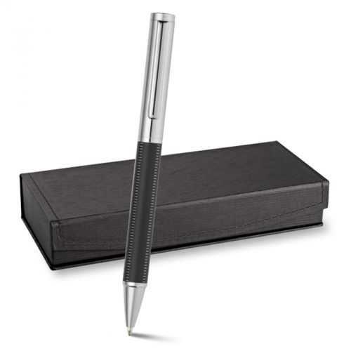 Coffret MONTREAL stylo à bille noir