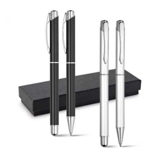 Set stylo roller et stylo à bille SHADOW