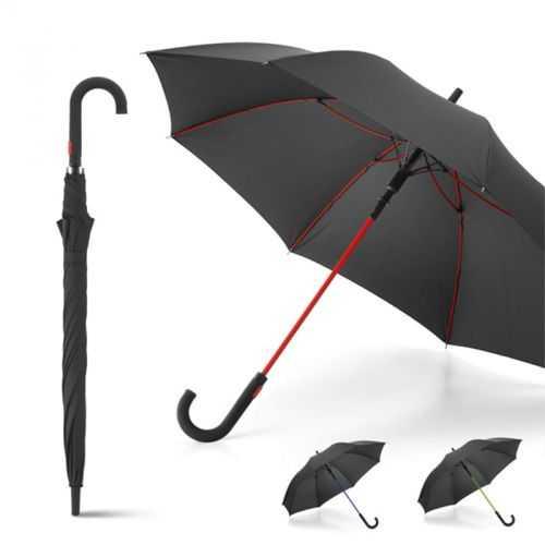 Parapluie automatique avec baleines en fibre de verre