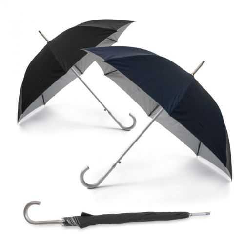 Parapluie manche et poignée en aluminium