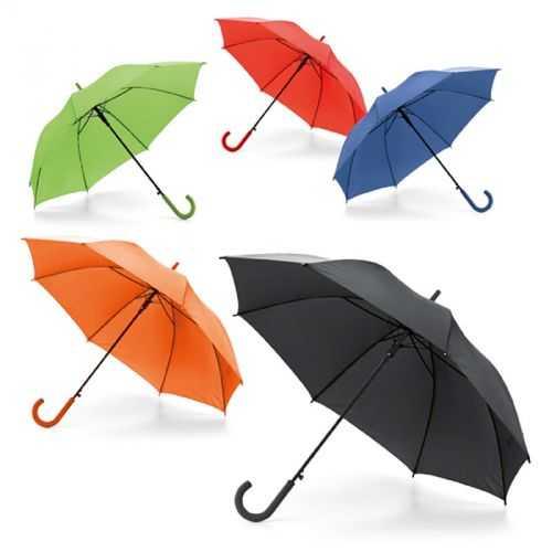 Parapluie + Poignée avec finition caoutchoutée