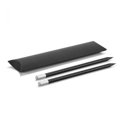 Kit crayons argenté