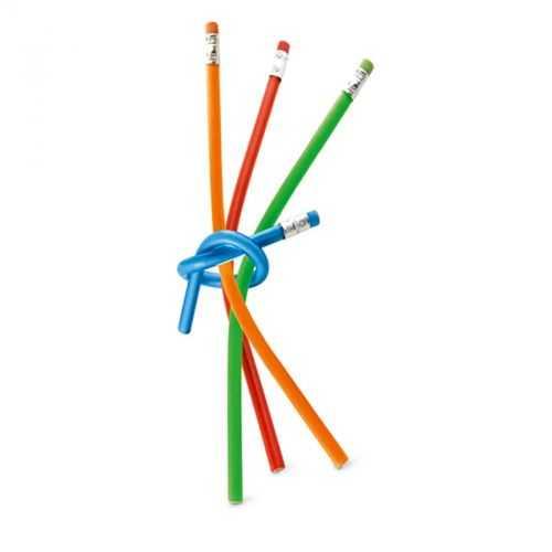 Crayon flexible avec gomme