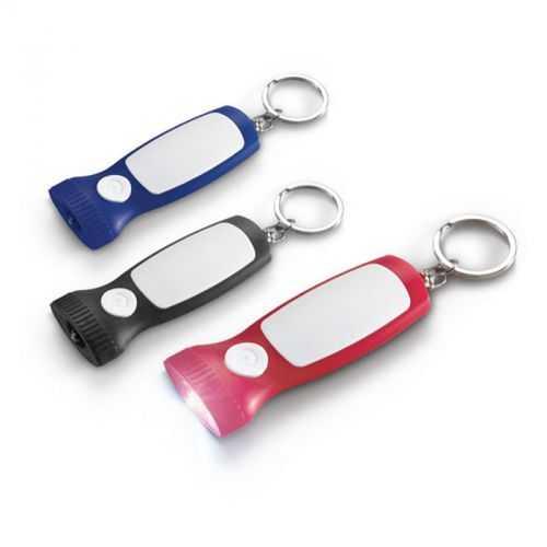 Porte-clés avec lampe LED