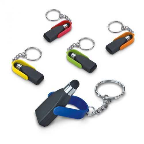 Porte-clés avec pointe tactile