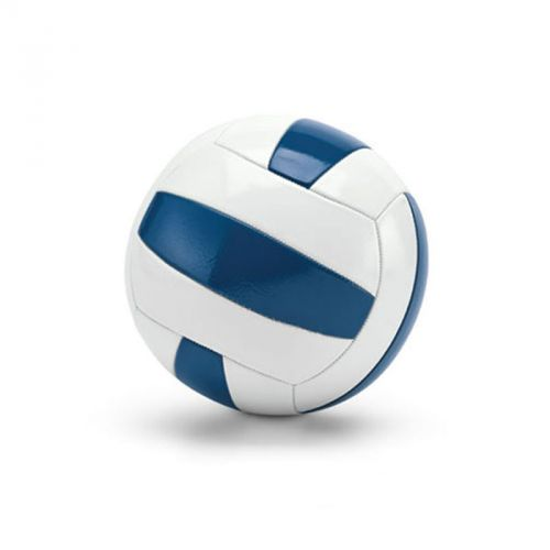 Ballon de volley-ball bleu