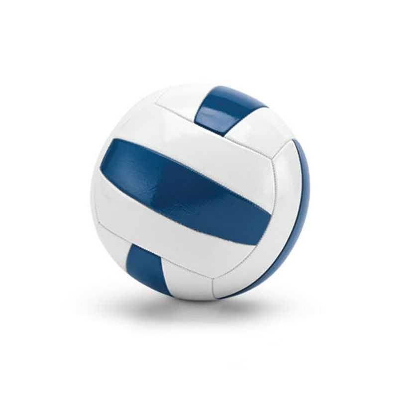 Ballon de volley-ball bleu