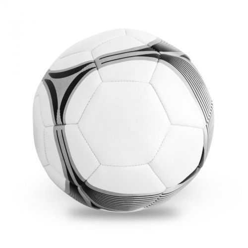 Ballon de football blanc