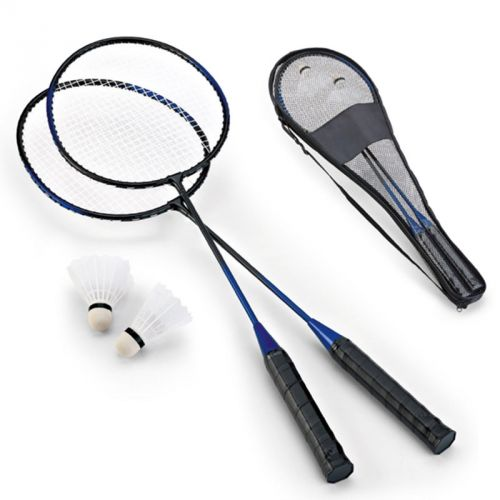 Raquettes de badminton noir