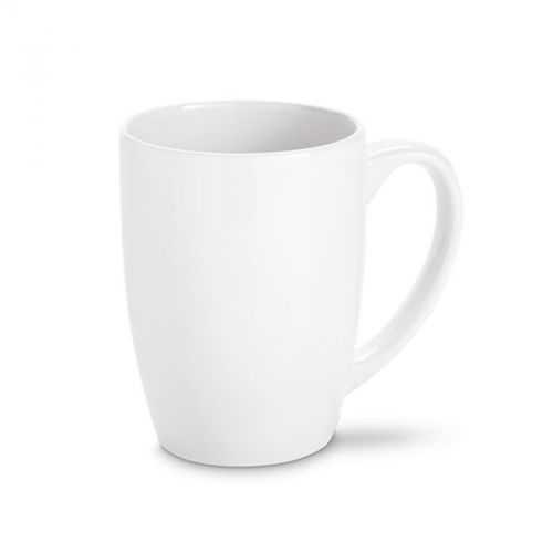 Tasse céramique blanche