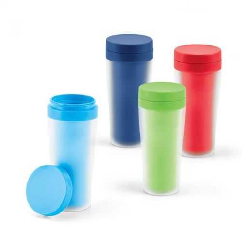 Verre de voyage en plastique 340 ml