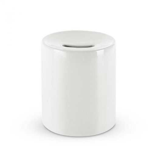 Tirelire blanc