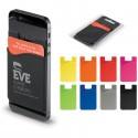 Porte-carte smartphone silicone