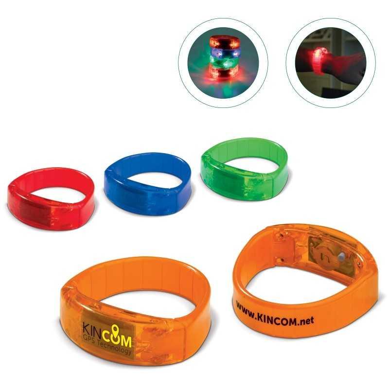 Bracelet Bling personnalisé couleur