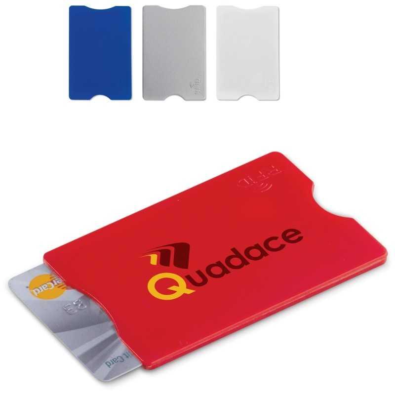 Porte-cartes anti-clonage (étui en dur)