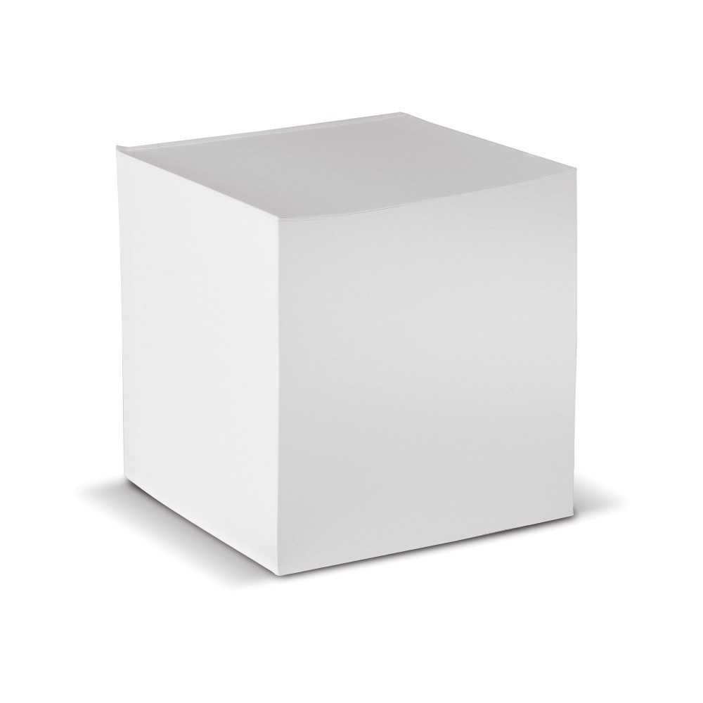 cube papier blanc publicitaire personnalisable selon vos besoins. Black Bedroom Furniture Sets. Home Design Ideas