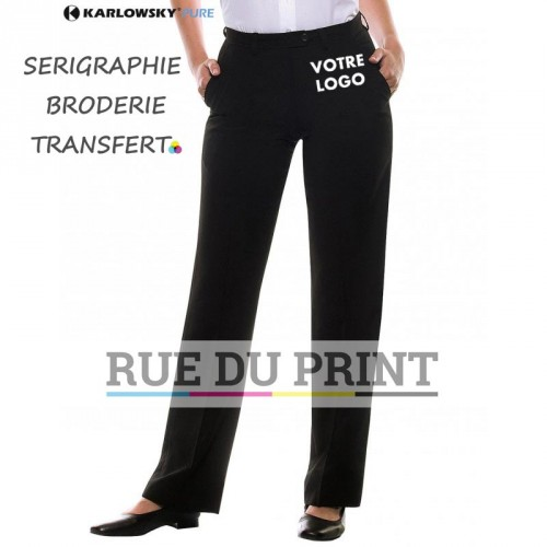 Pantalon serveuse