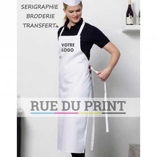 Tablier publicitaire 'Paris'