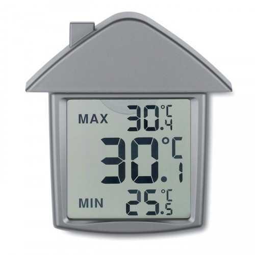 Horloge et thermomètre TERMOHOUSE