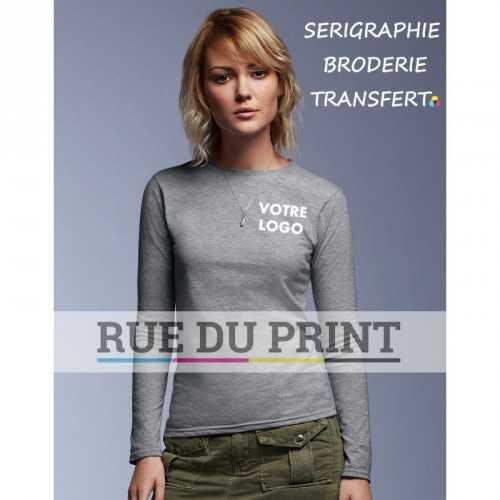 Tee-shirt femme LS