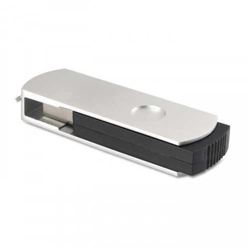Clé USB en ABS et aluminium