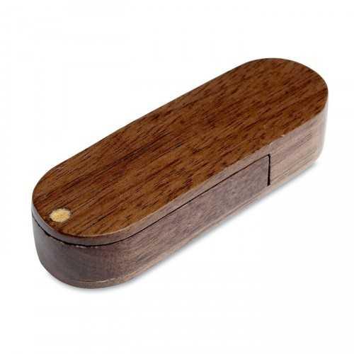 Clé USB rotative en bois