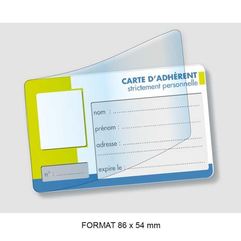 Cartes à rabat personnalisée