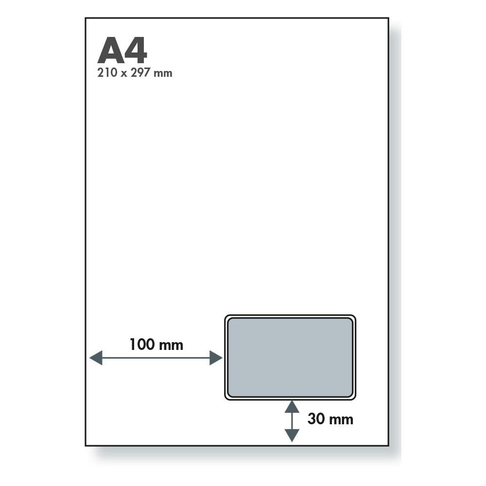 le cartes int gr es sur feuille a4 de nos produits cartes d 39 adh rents et identification. Black Bedroom Furniture Sets. Home Design Ideas