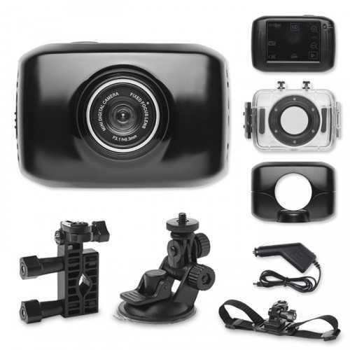 Camera numérique spéciale sport CLICK IT