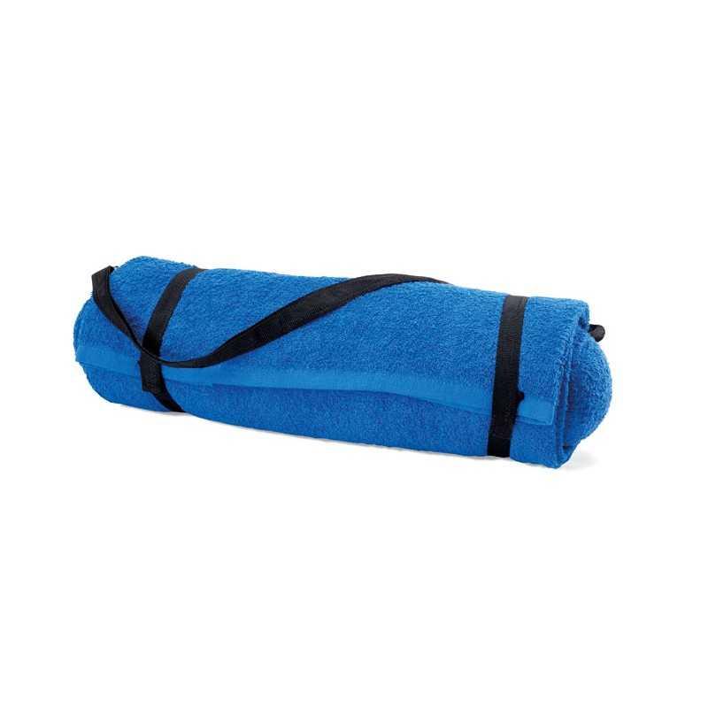 serviette de plage sac personnalis e avec coussin bolinas. Black Bedroom Furniture Sets. Home Design Ideas