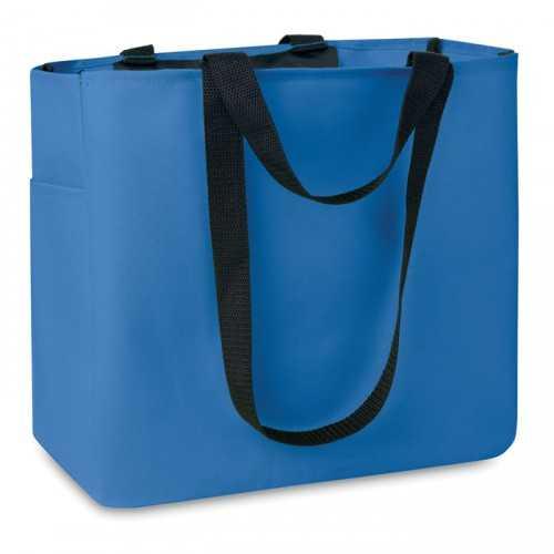 Sac shopping Personnalisable bleu royal CAMDEN