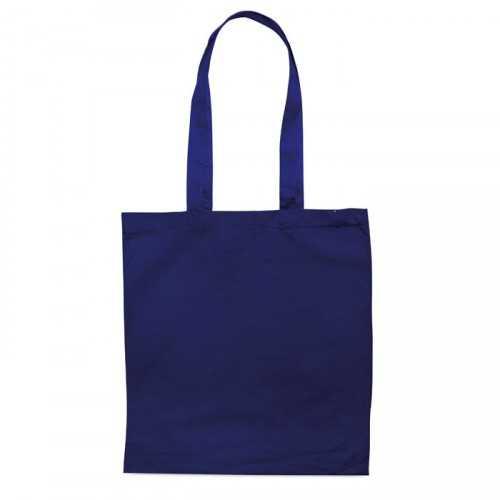 Sac shopping Personnalisé coton bleu COTTONEL