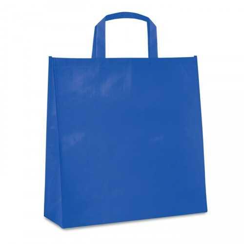 Sac shopping Personnalisé bleu BOQUERY