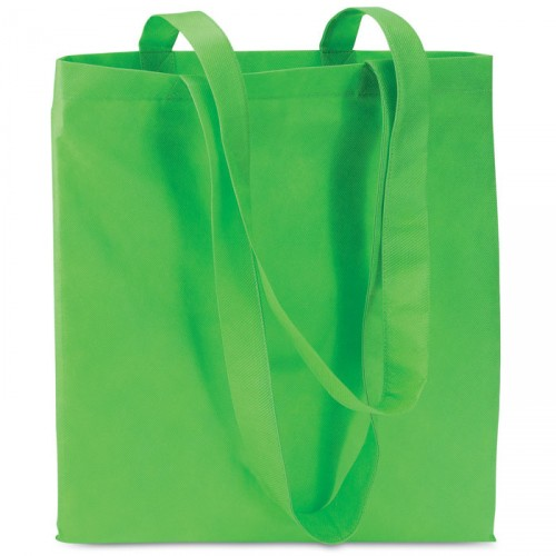 Sac shopping Personnalisé vert TOTECOLOR