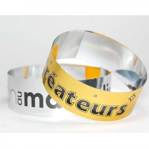 Bracelets de contrôle lux'