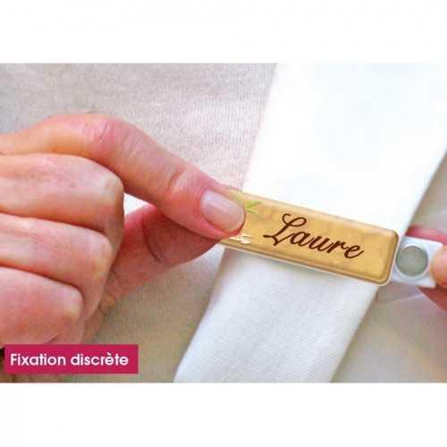 Badges magnétic personnalisé Laure